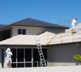 Exterior Painting Ipswich Queensland