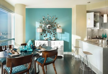modern-kitchen-blue-wall