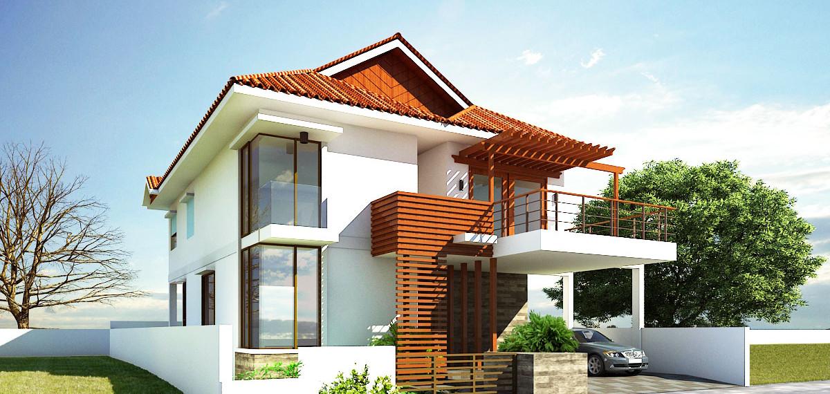 Modern house exterior front designs ideas.