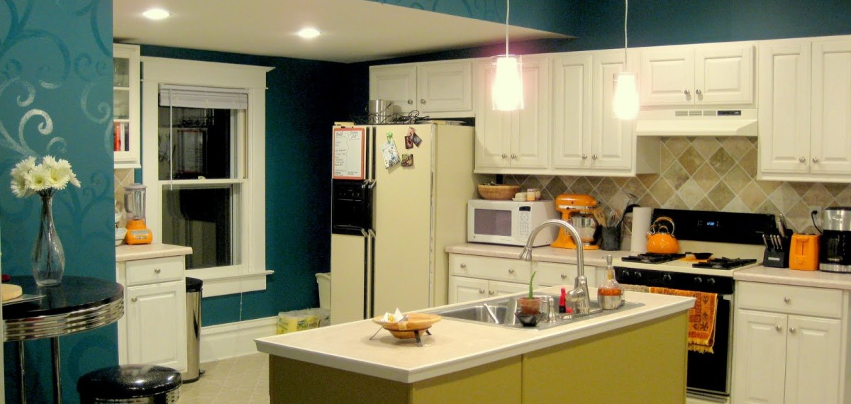 kitchen design painting