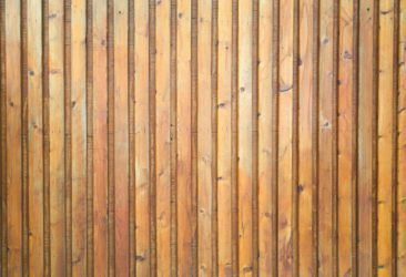 stained deck or patio