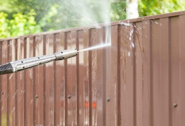 Pressure Washing From Gold Coast Painters